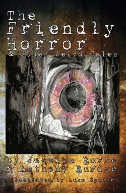 Cover Illustrated by Luke Spooner