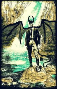 Illustrated by Luke Spooner