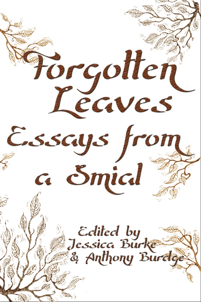 pre order new edition of forgotten leaves tolkien essay  pre order new edition of forgotten leaves tolkien essay collection myth ink books