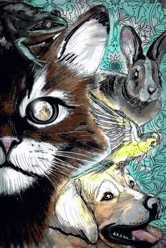Cover Art by Luke Spooner